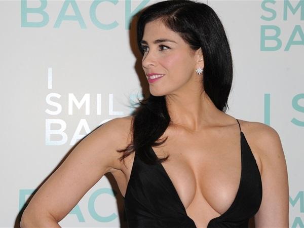 Sarah Silverman boobs